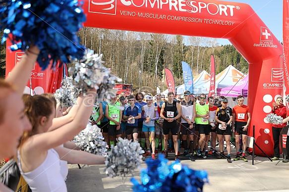 Compressport Ještěd SkyRace 2018 - start