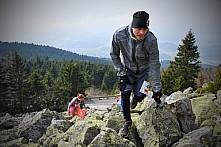 Ještěd Trail fotografie