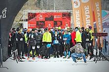 Starty závodů Winter Trail a Skyrace